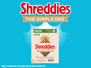Would you like to take part in our Mums Say Trial with SHREDDIES®