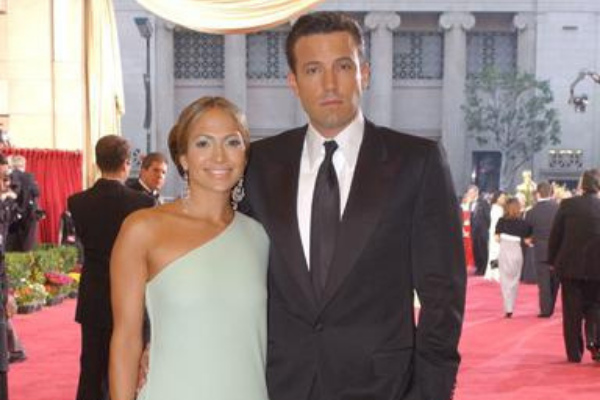 Former flames Ben Affleck and Jennifer Lopez were seen on holidays together
