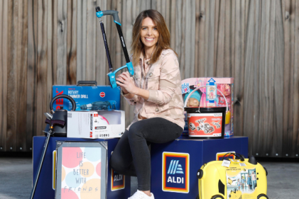 The middle aisle returns to Aldi with plenty of garden essentials