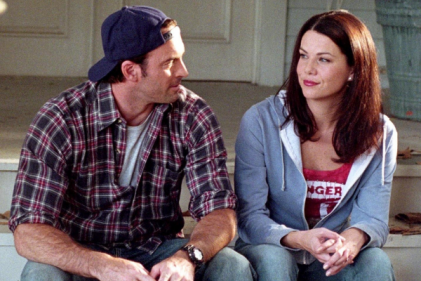 Gilmore Girls' Scott Patterson recalls filming Luke & Lorelai's first kiss