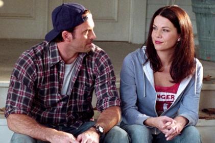 Gilmore Girls' Scott Patterson recalls filming Luke & Lorelai's first kiss