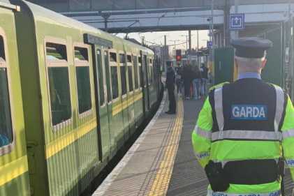 3 teenage boys have been arrested following Howth Dart station attack