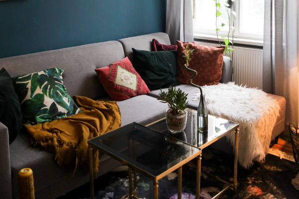 Redecorating Hacks! 6 simple tricks for a cosier living space