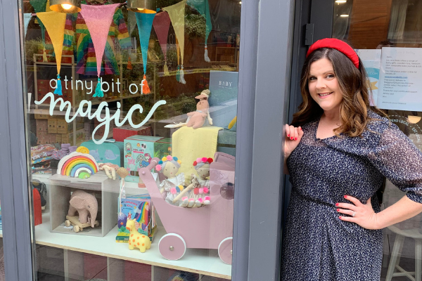 """""""Bringing a tiny bit of magic to Greystones"""": Wicklow mum opens stunning children's boutique"""