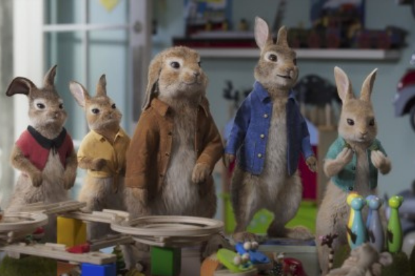 Check out this hilarious featurette for Peter Rabbit 2 out in Irish cinemas today
