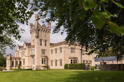 Explore Donegal and enjoy 5-star luxuryat Lough Eske Castle this Summer