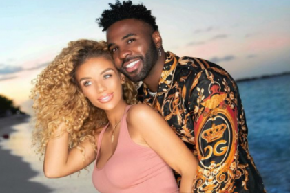 Jason Derulo welcomes the birth of his first child with very traditional name