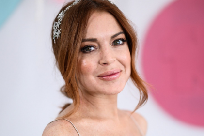 Lindsay Lohan stars in Netflix's new Christmas film and we love the sound of it
