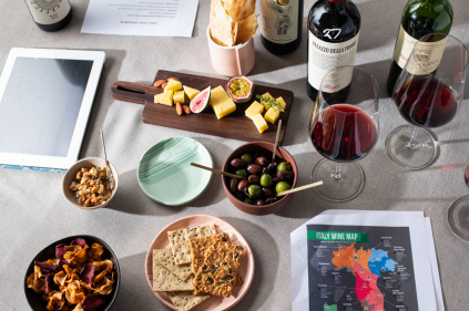 Just for mum! ELY Wine Bar launches nationwide wine & food delivery service