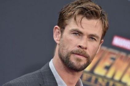 Chris Hemsworth's son makes hilarious jab at his dad's Marvel role