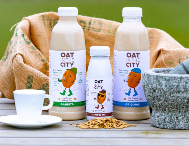 New Irish oat milk hits the market retaining all the good stuff but with no added sugar