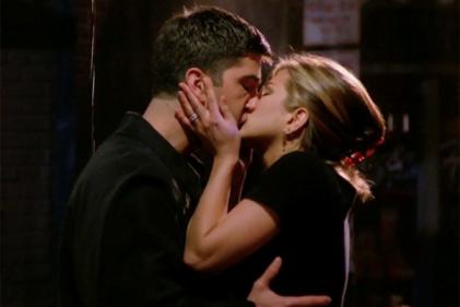 Jennifer Anniston & David Schwimmer admit to having secret crushes on each other