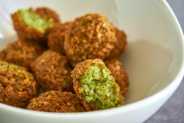 This falafel bowl is one of our favourite recipes yet