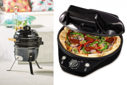 Aldi launch a mega outdoor dining range including a Pizza Maker and mini BBQ