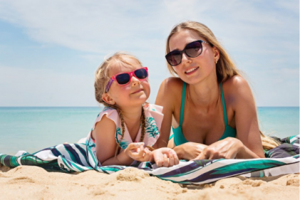 Tesco Ireland cut their 23% tax on Soleil Sun Protection products