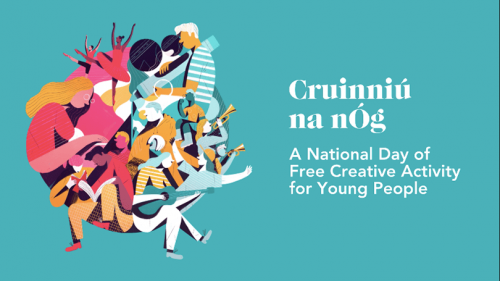 Mark your calendars! Cruinniú na nÓg is back with a day of free fun for kids!