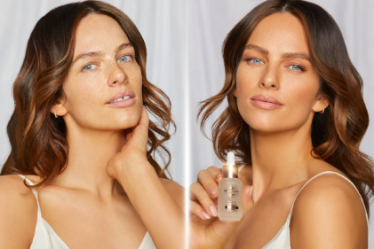 Achieve that natural glow with this new face tanning serum from Bellamianta