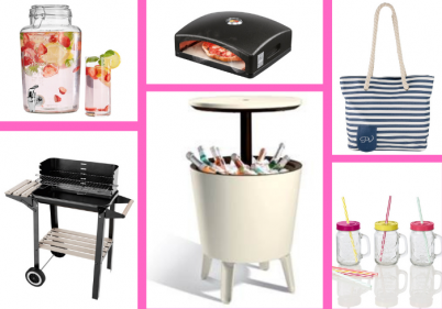 Lidl launch gorgeous garden range including a drinks table with built-in ice bucket