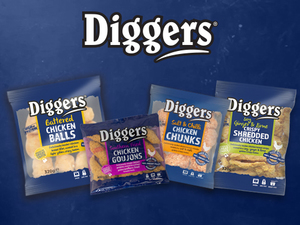 Find out what our mums said when they tried out the Diggers Range