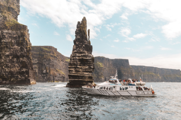 Doolin Ferry Co are launching an amazing Adventure Express 'Seafari' experience