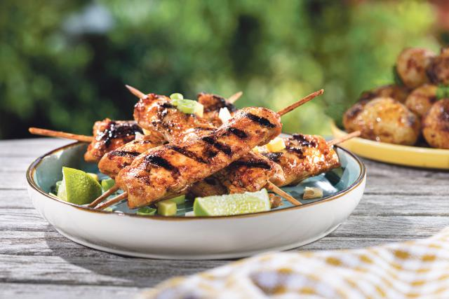 This new barbecue-style food range is perfect for a summer outdoors