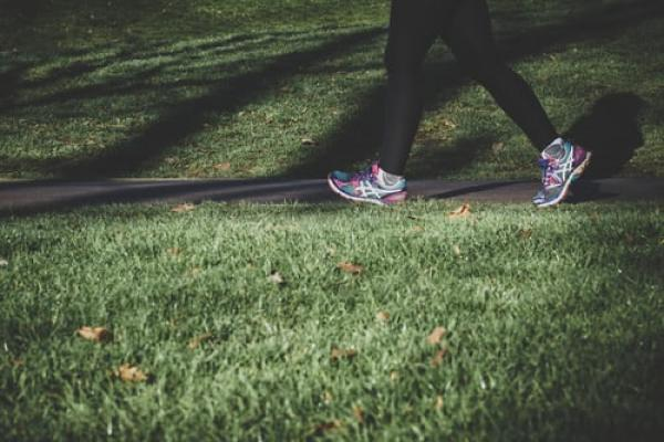 How taking a brisk walk for just 30 minutes daily can have great health benefits