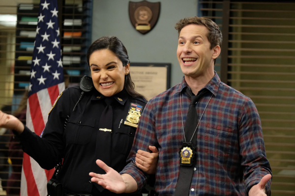 That's a wrap! B99's Melissa Fumero shares sentimental tribute on last day of filming