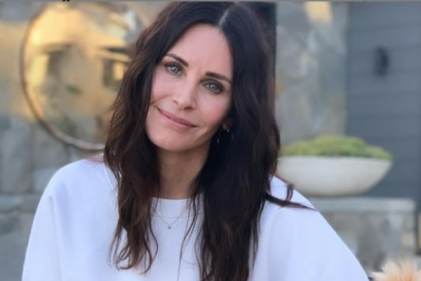 Courteney Cox shares sweet family pics to celebrate her daughter's 17th birthday