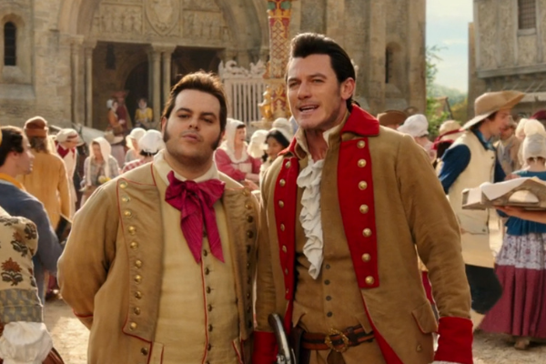Luke Evans and Josh Gad to star in Beauty and the Beast spin-off series