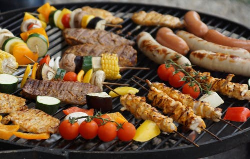 Icelands summer barbecue range is all about sizzling spice and succulent skewers
