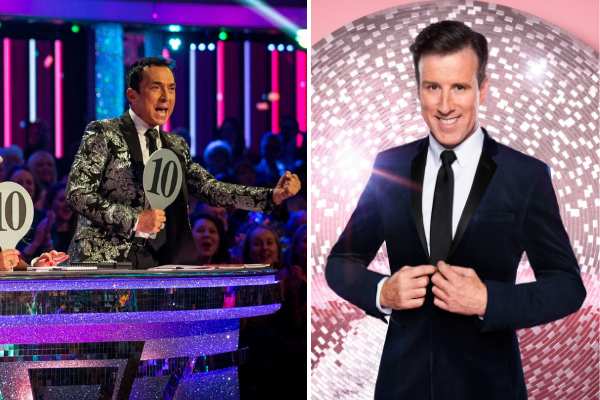 Anton Du Beke officially takes over from Bruno Tonioli on Strictly Come Dancing