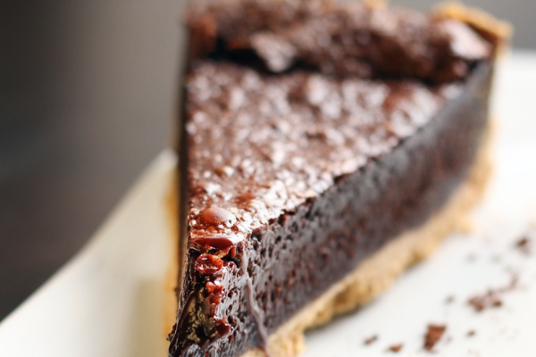 Weekend Bake: How to make a sinfully delicious Brownie Fudge Pie