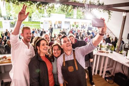 The ultimate food festival will be taking place in Dublin this September
