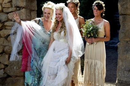 The wedding dress edit: the most statement TV and movie wedding dresses to it the screens