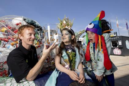 Dundrum Town Centre launches new experience 'Deep Sea Dundrum'