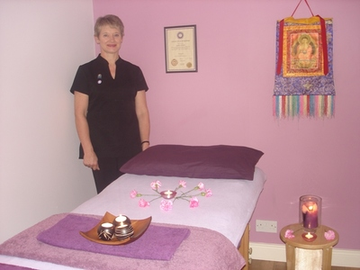 Daphne Graham Ryevale Holistic Therapies - Maynooth