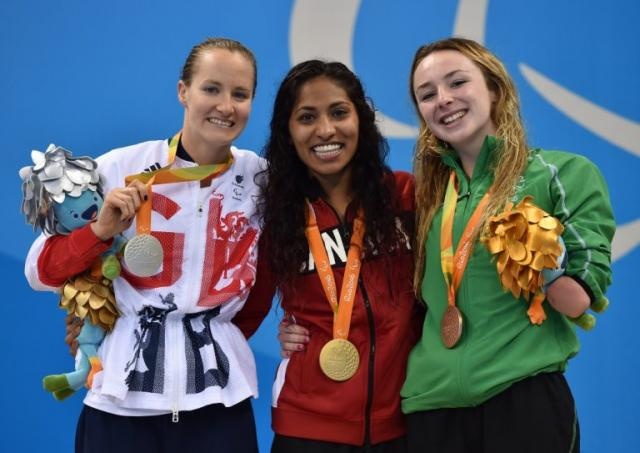 2021 Paralympian Ellen Keane partners with Dove to help banish 'perfect pit' stereotypes