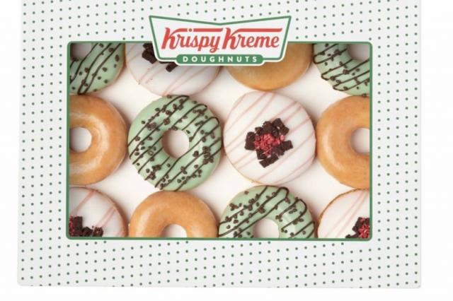 Krispy Kreme launches new 'Summer Chill' ice cream inspired range & they look delicious!