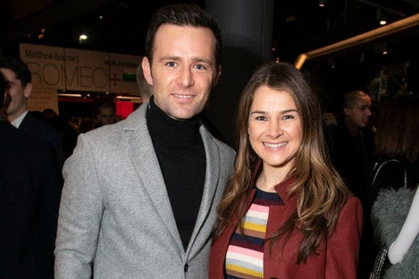 McFly's Harry Judd & wife Izzy share adorable gender reveal video for baby #3