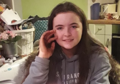 Gardaí appeal for the publics help in finding missing 14-year-old girl from Dun Laoghaire