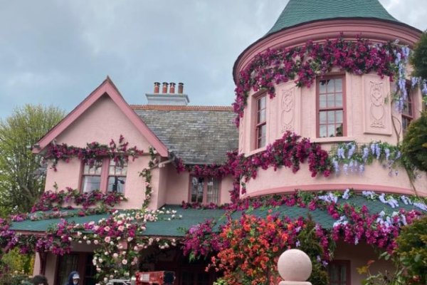 Disenchanted is finished filming at the EnnisKerry Disney village