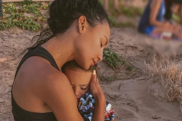 Ryan Dorsey shares heartfelt anniversary post for Naya Rivera on behalf of their son
