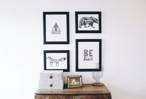 Get the trend: Everything you need to know about creating a gallery wall