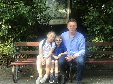 A fun family stay in Dublins Conrad Hotel