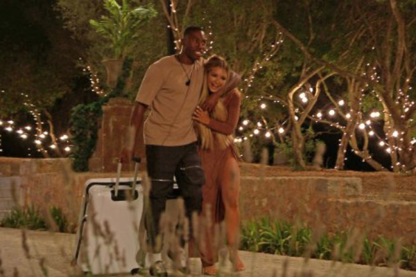 Dumped Love Island couple Lucinda and Aaron have already split up