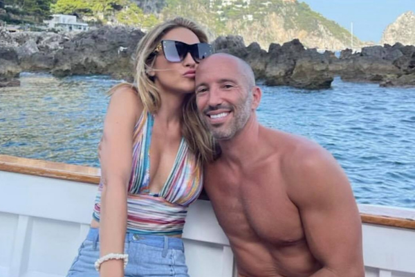 Selling Sunset star Chrishell Stause is in a relationship with boss Jason Oppenheim