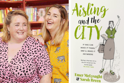 Aisling is heading to New York! What to expect in the fourth 'Aisling' book