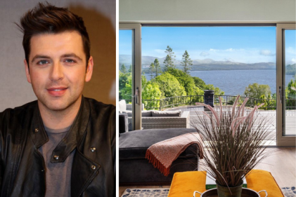 Pics: Westlife's Mark Feehily puts stunning Sligo lake house on the market for €1.15M