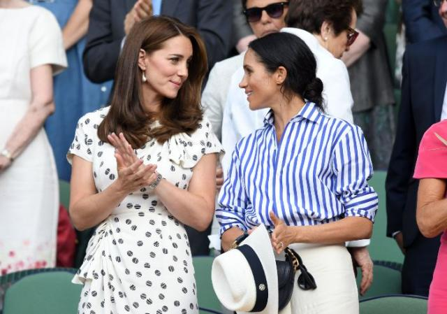 Prince William & Kate share lovely birthday tribute for Meghan Markle