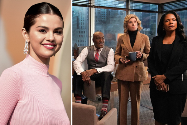 Selena Gomez responds to The Good Fight's 'tasteless' joke made at her expense